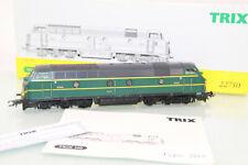 Trix H0 22750 Belgien Diesellok Serie 205 007 der SNCB Digital in OVP GL639