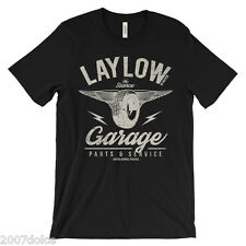 Lay Low, Get Noticed - Stance - Static t-Shirt - Slammed, Dapper, Illest