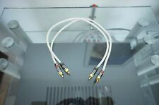 QED qunex 2 Câble audio RCA 50 cm