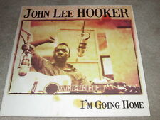 JOHN LEE HOOKER - I'm Going Home - Nouveau LP Record