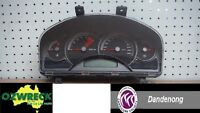 HOLDEN COMMODORE VZ CLUSTER (AP)