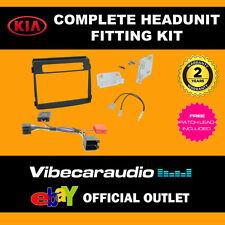 Connects2 CTKKI09 KIA Soul 2012 > Line Level Amplifier Double Din Fitting Kit