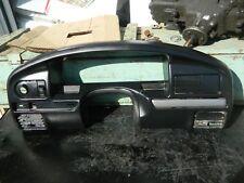 92 93 94 95 96 Ford F-150 Dash Speedometer Bezel OEM minor flaw