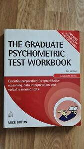 IQ and Psychometric Test Workbook: Essential Preparation for Verbal Numerical a…