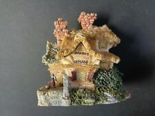 Bailey's Cozy Cottage 19002 Boyds Bearly Built Villages 2000 figurine