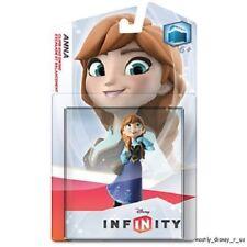 Nuevo Disney Infinity Frozen Anna Exclusivo Juego Figura Sister