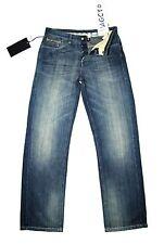 Mens John Richmond Denim Baggy Fit Blue Jeans , W30 34L , New with Tags £200