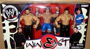FUNAKI AKIO SAKODA WWE Jakks WWEast Exclusive Box Set Wrestling Action Figures