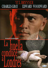 PELICULA DVD LA HUELLA CONDUCE A LONDRES PRECINTADA