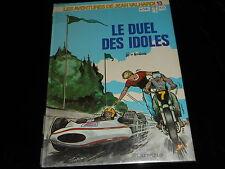 Jijé / Mouminoux : Les aventures de Jean Valhardi 13 EO Dupuis 1986