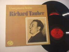 3185) 2er LP - Richard Tauber - Unvergessene Tenöre - FOC -