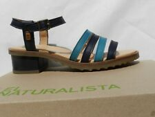 El Naturalista 5016 Dolce Sandales Chaussures Femme 40 Salome Mary Jane UK7 New