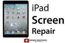 Apple iPad Air 1 CRACKED GLASS DIGITIZER TOUCH SCREEN REPAIR REPLACEMENT SERVICE