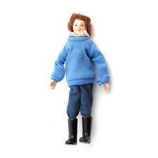 """dolls house 4446 Bambola moderno Uomo """" Tom """" 1:12 per casa delle NUOVO! #"""