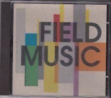 Field Music : Field Music. (2005) CD Album