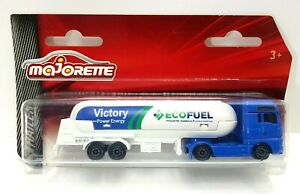 Majorette Trailer ECO Fuel Tanker Truck New And Sealed