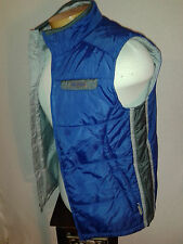 Boys XL Tommy Hilfiger Blue / Grey Down Puffer Vest Ski Winter