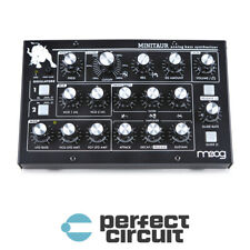 Moog Minitaur Analog Bass Synth SYNTHESIZER - NEW - PERFECT CIRCUIT
