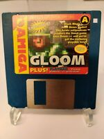Gloom The One Amiga Cover Disk