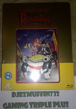 WHO FRAMED ROGER RABBIT BLU-RAY STEELBOOK (REGION FREE)