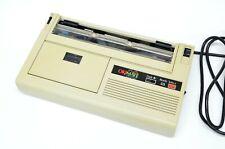 Okimate 20 Printer Color for Commodore 64 Okidata EN3211 Vintage Turns On