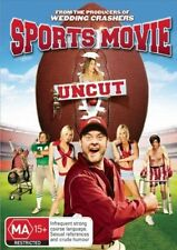 Sports Movie UNCUT (DVD, 2008) R4 PAL very good FREE POST