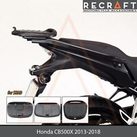 Recraft Honda CB500X 2013-2018 Mounting Rack Plate For Top Case ver.1 Shad