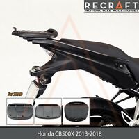 Recraft Honda CB500X 2013-2018 Mounting Rack Plate For Top Case ver.1 Shad*