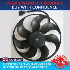 RADIATOR COOLING FAN TO FIT AUDI A3 VW GOLF POLO SEAT LEON IBIZA FABIA OCTAVIA