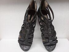 ARRAY Trinidad Women's Sandal, BLACK, SYN, Gladator, US; 9W (1083101-1-22)