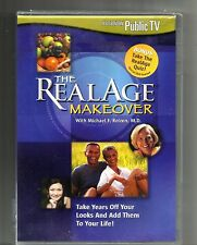 MICHAEL F ROIZEN The Real Age Makeover (2005, DVD) Take Years Off: PBS Special