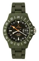 Toy Watch Unisex 156681 Hunter Green Jet Lag Plasteramic 40mm Watch