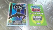 AAYLA SECURA - 230 - Force Meister - Clone Wars Serie 2 - Star Wars Force Attax