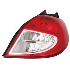 RENAULT CLIO MK3 5/2009-> REAR TAIL LIGHT DRIVERS SIDE O/S