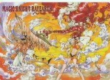 Magic Knight Rayearth Chizeta Pencil Board Shitajiki NEW