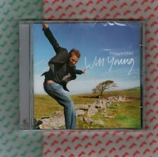 """Will Young New SEALED """"Friday's Child"""" Free FASTPOST CD +Leave Right Now"""