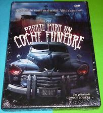 PASAJE PARA UN COCHE FUNEBRE / THE HEARSE Dvd R2 English Español - Precintada