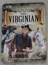 The Virginian - Completo Temporada Series Eight 8 Final Edición Limitada Lata