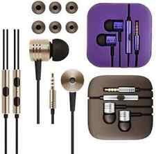 Stereo 3.5mm Piston In-Ear Earphone Headphone WITH Mic For iPhone Samsung Xiaomi
