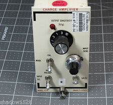 Unholtz-Dickie Charge Amplifier Model 122P