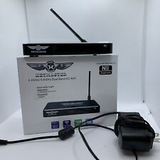 Net Master N2 Streaming Box With Password And Login Information