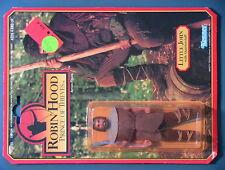 Robin Hood VINTAGE 1991 Little John 100% Mint on Sealed Card Kenner C6 Punch/Tag
