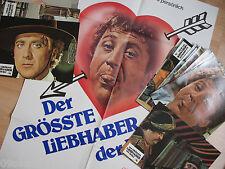 Der größte Liebhaber der Welt - 24 AUSHANGFOTOS + Plakat A1 - Gene Wilder RIP