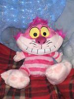 Peluche Plush Big Feet Cheshire Disney Neuf New En Provenance Des Usa