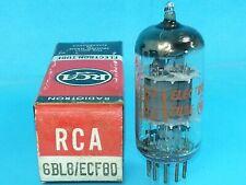 SIEMENS RCA ECC85 6AQ8 VACUUM TUBE GERMANY 1967 ABSOLUTELY NOS NIB 1 SINGLE