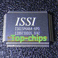 1pcs IS61SP6464-6PQ QFP128 new
