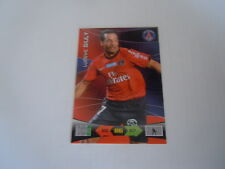 Carte adrenalyn - Foot 2010/11 - Paris - Ludovic Giuly