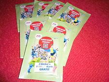 real Was ist Was Abenteuer Freizeit 7 Tüten Sammelsticker - 7 Tüten real Sticker