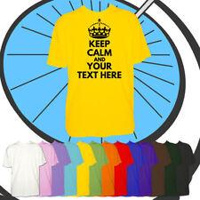 T-shirts et débardeurs à motif Personnalisé pour fille de 2 à 16 ans en 100% coton