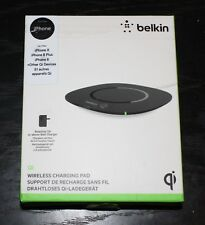 Belkin Qi-Certified 5W Wireless Charging Pad for iPhone x iPhone 8 iPhone 8+ etc